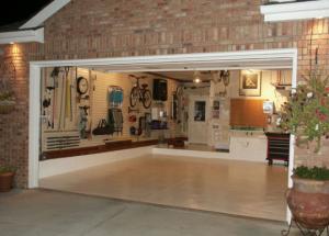 Garage Doors Painting The Interior Of